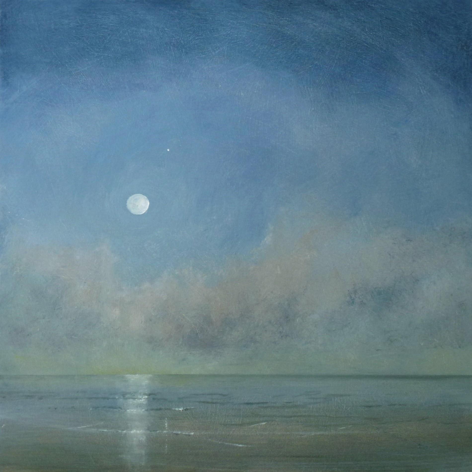 Full Moon – Low Tide